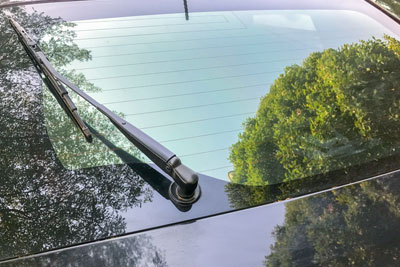 rear window replacement